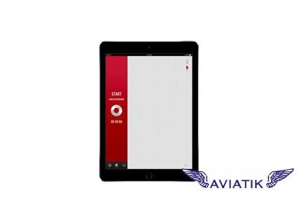 iPad Air start screen 142x202px